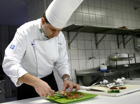 OKJ-s szakács tanfolyam