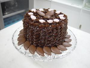 Cukrász tanfolyam - szülinapi torta